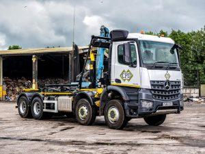 truck photography ulverston