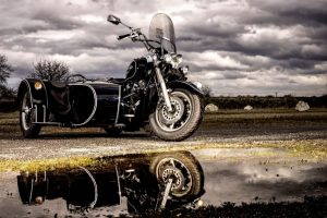 classic motorcycle photography wales